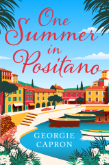 One Summer in Positano new cover